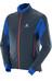 Salomon M's Momentum Softshell Jacket Big Blue-X/Blue Yonder
